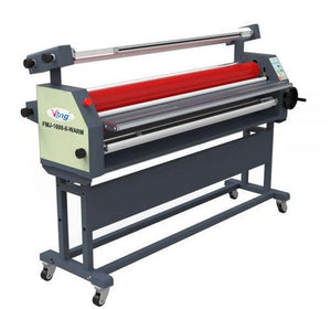 "Ving 63"" Full - auto Wide Format Cold Laminator, with Heat Assisted"