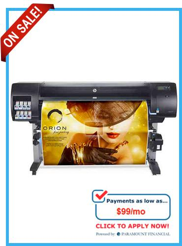 HP DesignJet Z6800 Photo Production Printer 60