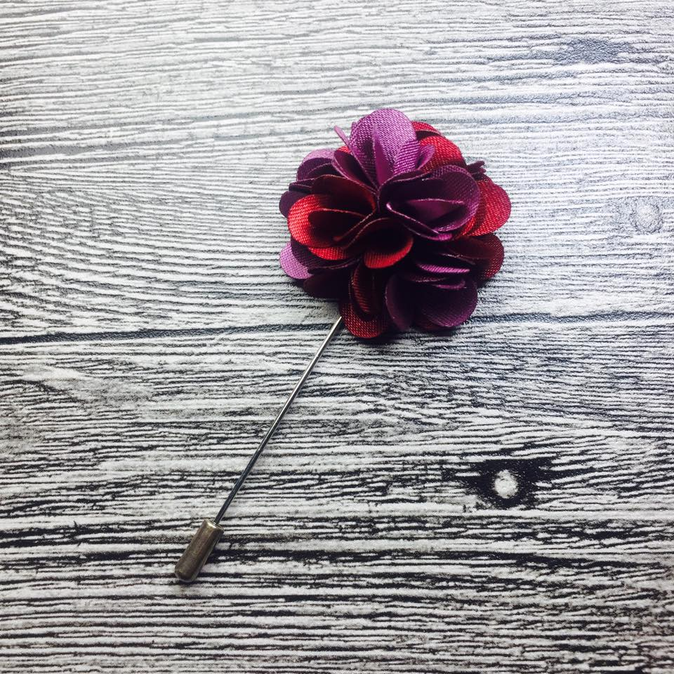 Flower Lapel Pin (ALP-M5)