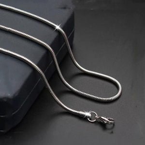 snake neck chain for men women online in Pakistan