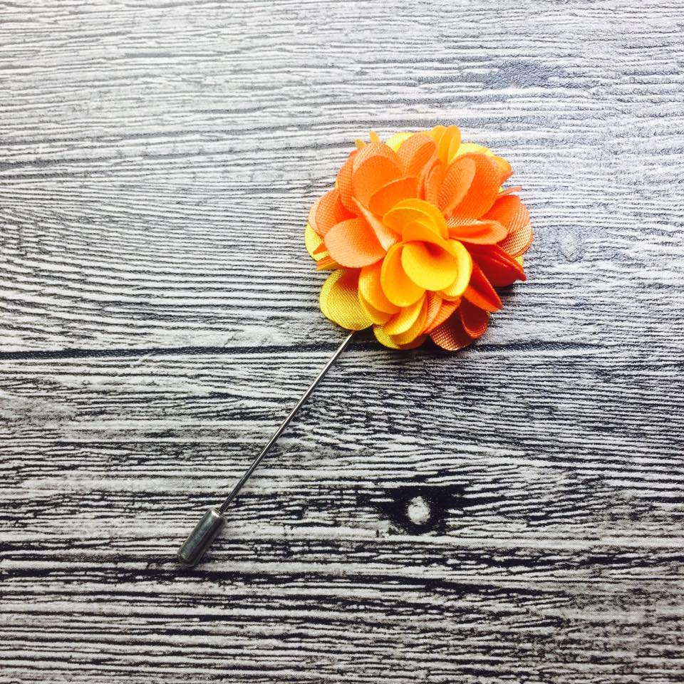 Flower Lapel Pin (ALP-M6)