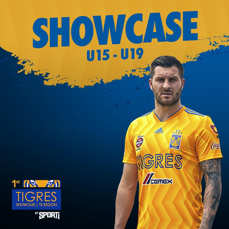 Tigres Showcase - Male 11 v 11