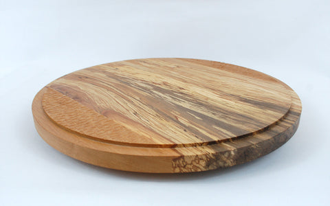 Christmas gift ideas Chaim beech platter