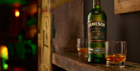 Christmas craft gift ideas Jameson 18 year old whiskey