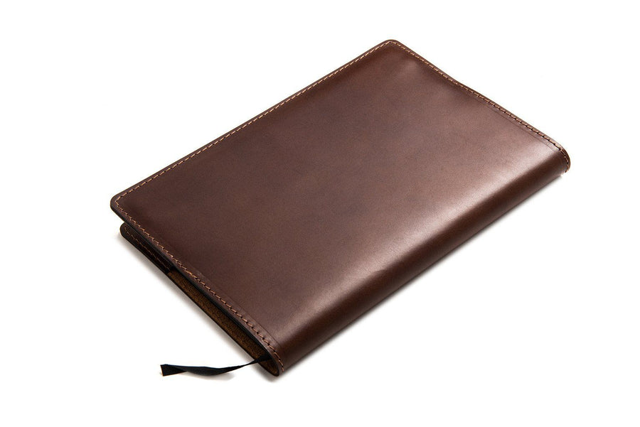 A5 Notebook Dark Brown