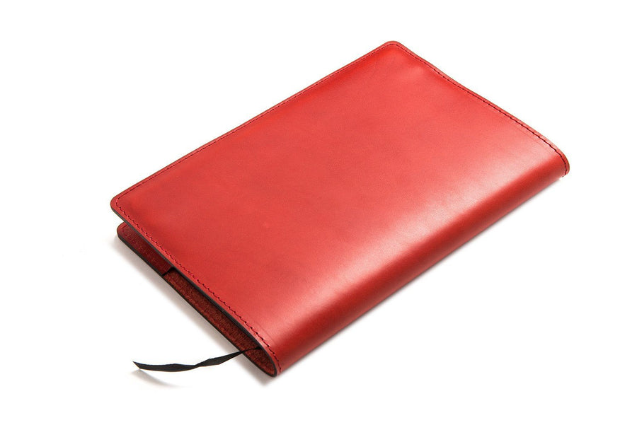 A5 Notebook Red
