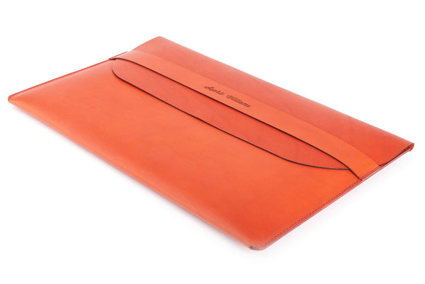 Personalized Document / Macbook Folio Red