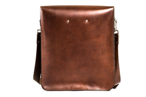 Messenger Bag Dark Brown