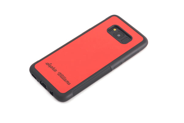 Samsung Case Red