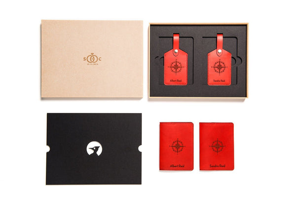 Wedding Gift Set Red