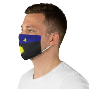 Guadeloupe Pride Fabric Face Mask