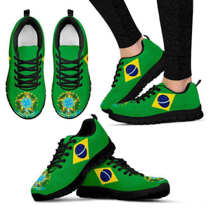 Brazil Pride Sneakers Men/Women M1 - Island Pride Prints