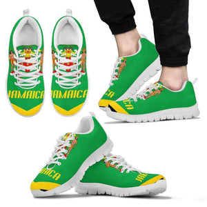 Jamaica Pride Sneakers Men/Women M1 - Island Pride Prints