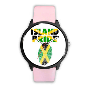 Jamaica Custom Watch/Multi-Color Band - Island Pride Prints