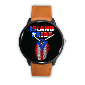 Puerto Rico Custom Watch/Multi-Color Bands - Island Pride Prints