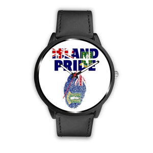 British Virgin Islands Custom Watch/Multi-Color Bands - Island Pride Prints
