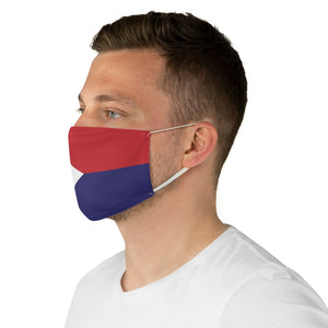 St. Martin (SMX) Fabric Face Mask