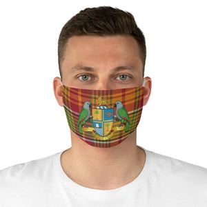 Creole Day Fabric Face Mask