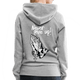 Pray For Bahamas Women's Premium Hoodie - heather gray