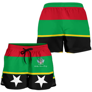 St.Kitts and Nevis Women's Shorts