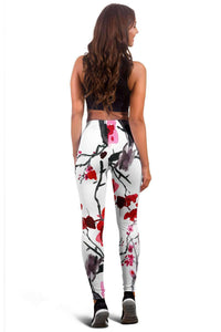 Cherry Blossom Leggings - Island Pride Prints