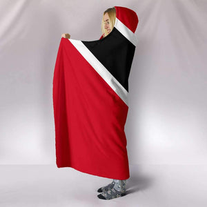 Trinidad & Tobago Hooded Blanket