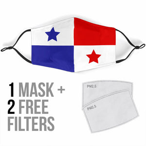Panama Face Mask