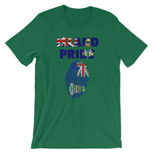 Cayman Islands Pride Unisex T-Shirt - Island Pride Prints