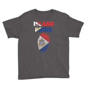 St. Maartin Pride Youth Short Sleeve T-Shirt - Island Pride Prints