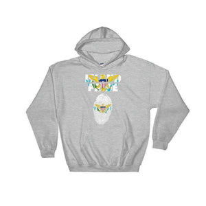 US Virgin Islands Pride Hooded Sweatshirt - Island Pride Prints