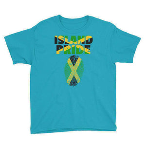 Jamaica Pride Youth Short Sleeve T-Shirt - Island Pride Prints