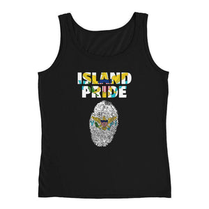 US Virgin Islands Pride Tank Top - Island Pride Prints