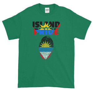 Antigua Pride Multi Color Short-Sleeve T-Shirt - Island Pride Prints