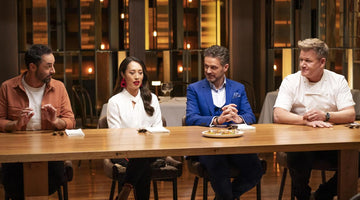 Our beautiful 3 metre recycled stringybark table as supplied to MasterChef AU 2020