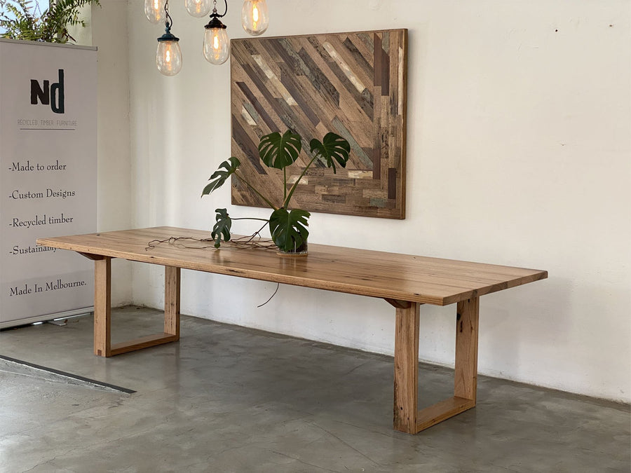Straight Board MasterChef AU Table - ND Furniture
