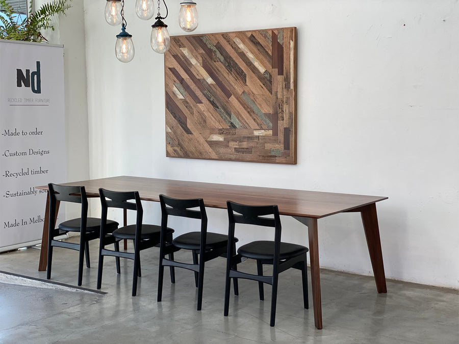 Strider Dining Table | New American Walnut