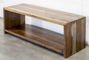 Rustic Entertainment Unit - ND Furniture