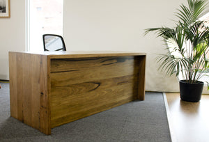 Waterfall Desk - ND Furniture