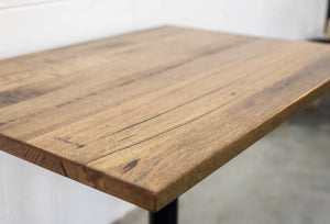 Cafe Table Top Straightboard Stringy Bark-Table-ND Furniture