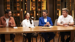 Straight Board MasterChef AU Table