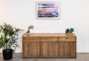 Side Board, Buffet, Stringy bark