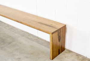 Waterfall Bench Seat
