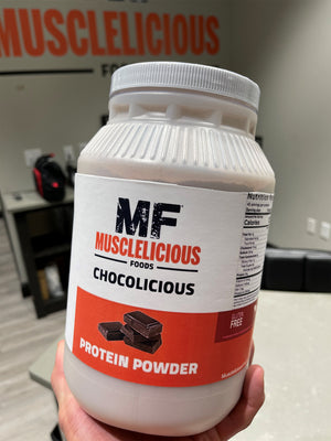 MF Chocolicious Protein Powder (3 Pounds)