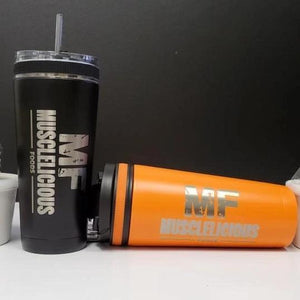 THE MF Ice Shaker Bottle