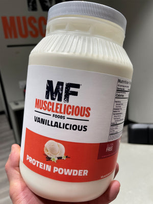 MF Vanillalicious Protein Powder (3 Pounds)