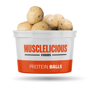 MF Chocolate Chip Protein PB Balls