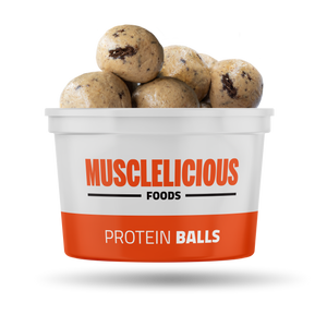 MF Girl Scout Thin Mints® Protein PB Balls