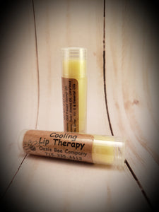 Cooling Lip Therapy Lip Balm
