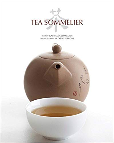 "Let's talk about....""Tea Sommelier"" by  Gabriella Lombardi"