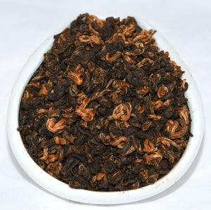 Golden Snail - Black Tea